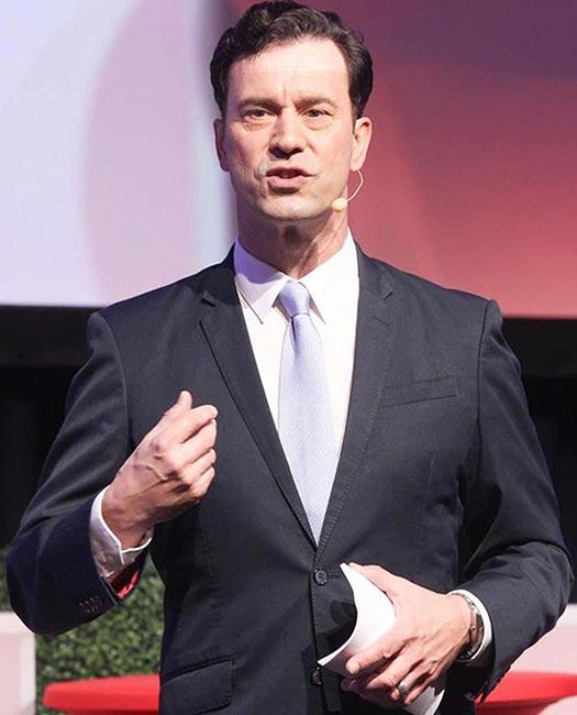 Vortragsredner Mario Schmidt